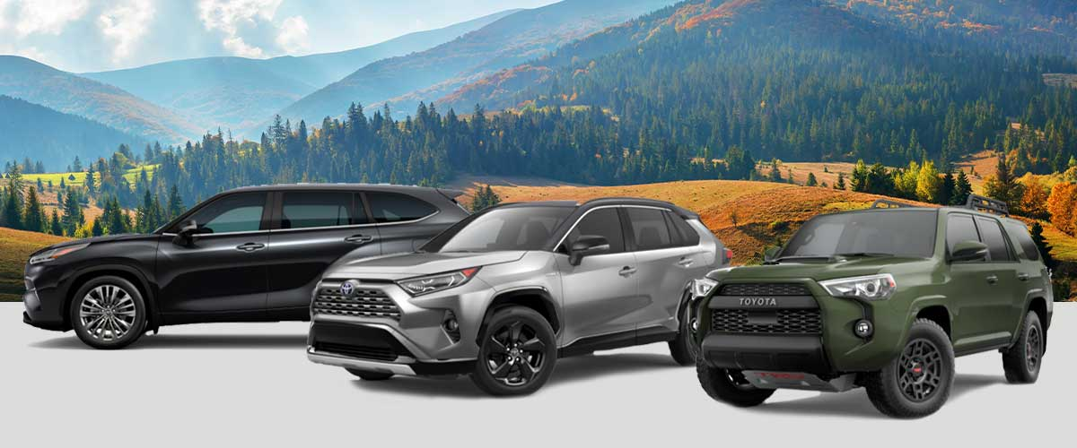 Toyota SUV Models: A Comparison | Lithia Toyota of Odessa