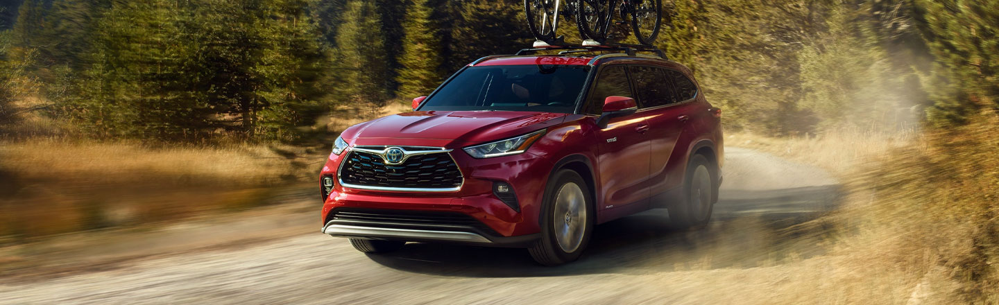 2020 Toyota Highlander Now For Sale At Columbia Gorge Toyota