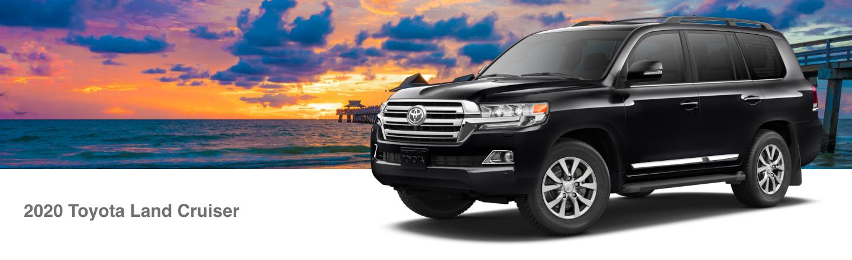 Al Hendrickson Toyota 2020 Land Cruiser On Road