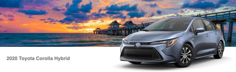 Al Hendrickson Toyota 2020 Corolla Hybrid On Road