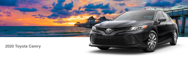 Al Hendrickson Toyota 2020 Camry On Road