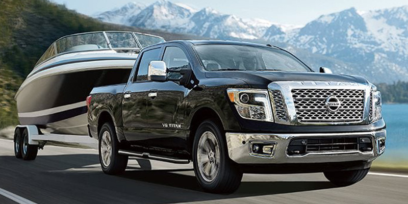 Used Nissan Titan For Sale in Fort Collins, CO