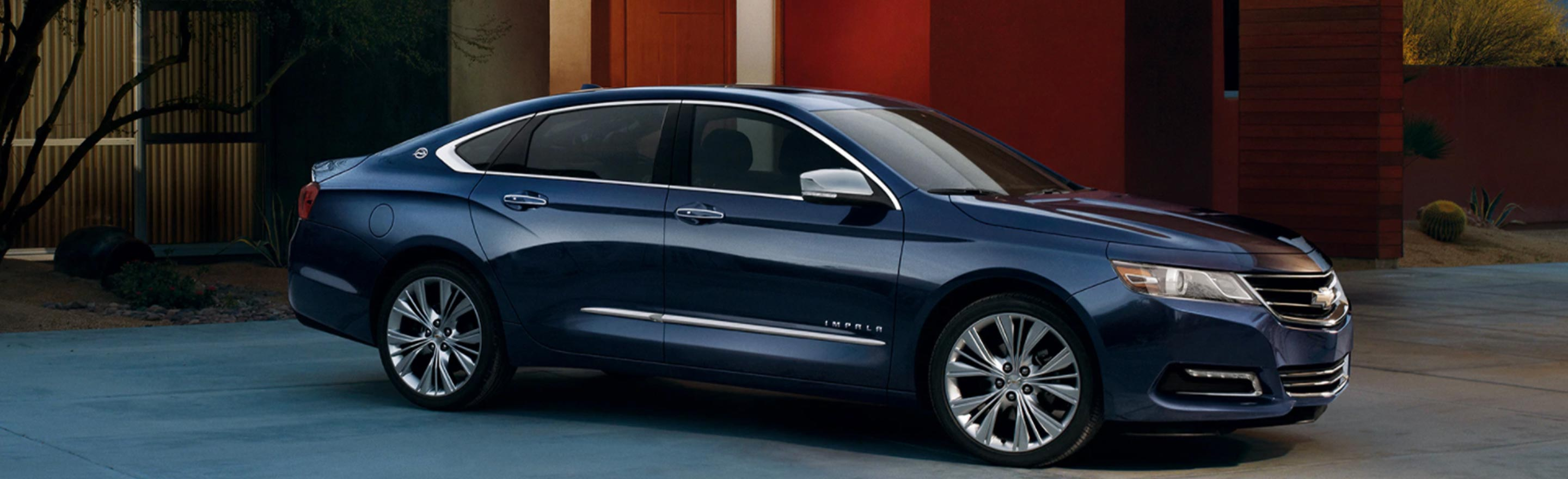 2020 Chevrolet Impala Sedan For Sale In Owasso, Oklahoma