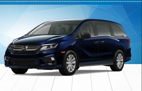 2020 Honda Odyssey EX Automatic