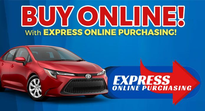 Express Online Purchasing