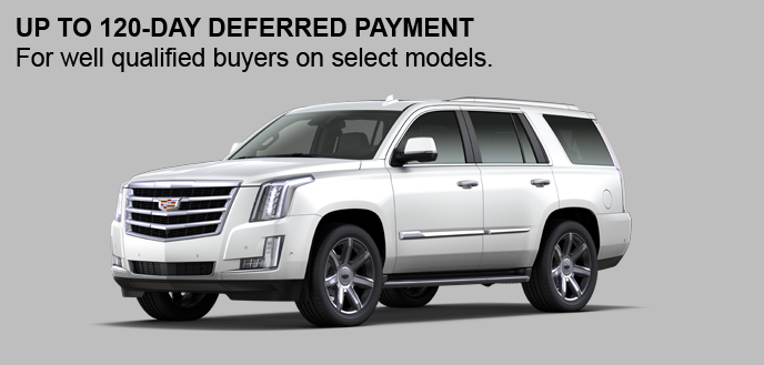 Up to 120-day deferred payment