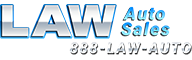 Law Auto Sales logo