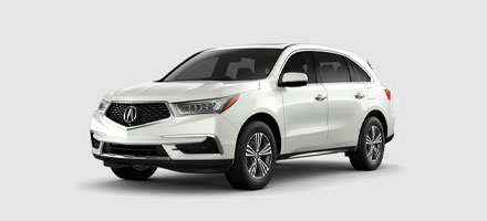 2020 Acura MDX FWD Automatic