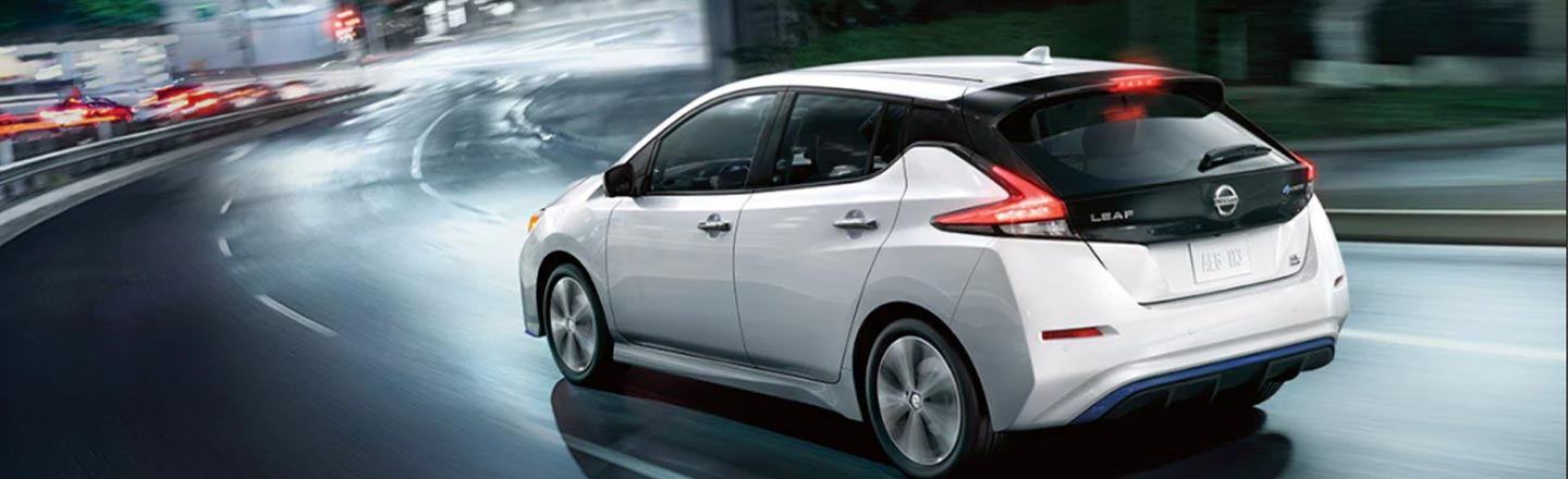 Check Out The Electric 2020 Nissan LEAF In Jackson, Michigan