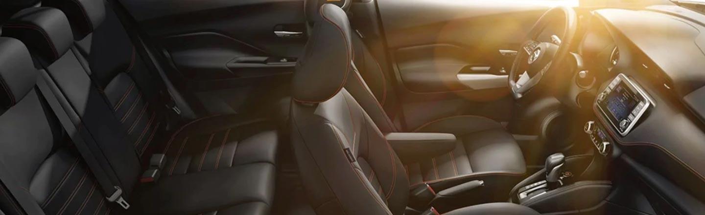 Explore The Interior Of A New 2020 Nissan Kicks