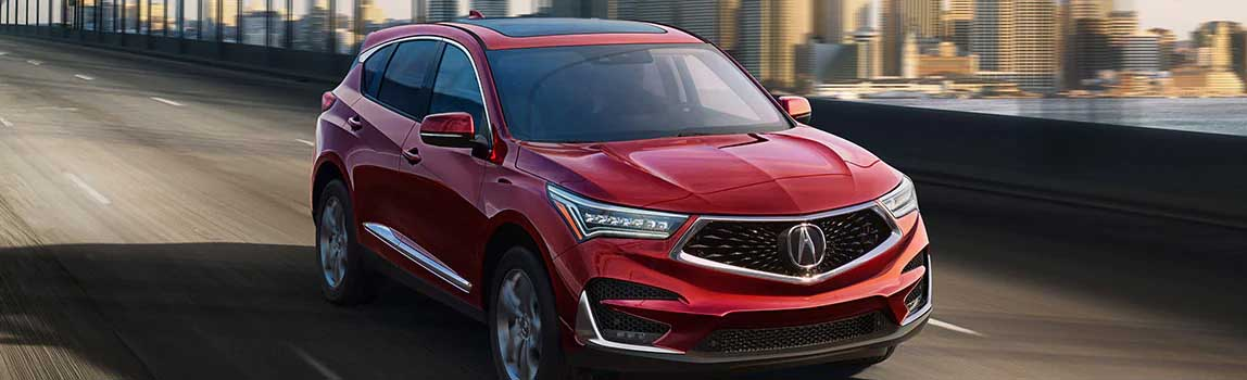 New 2020 Acura RDX For Sale In Lakeland, Florida Near Orlando