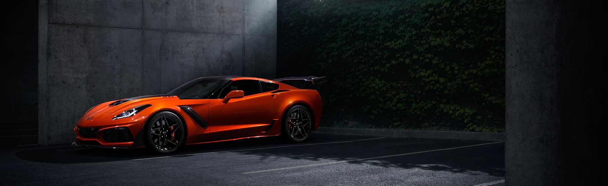 2020 Corvette ZR1 On Road