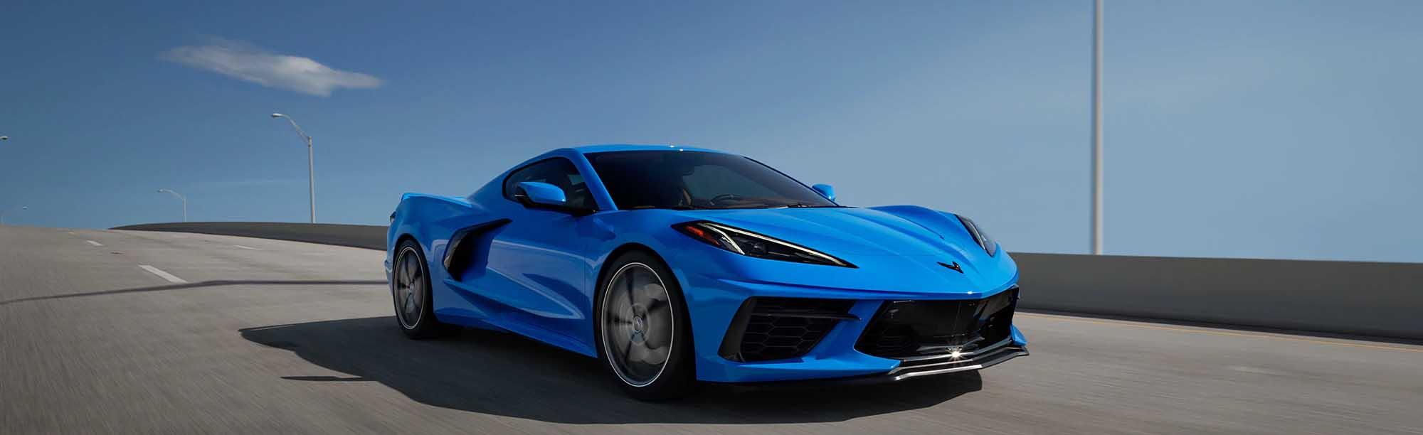 2020 Corvette On Road