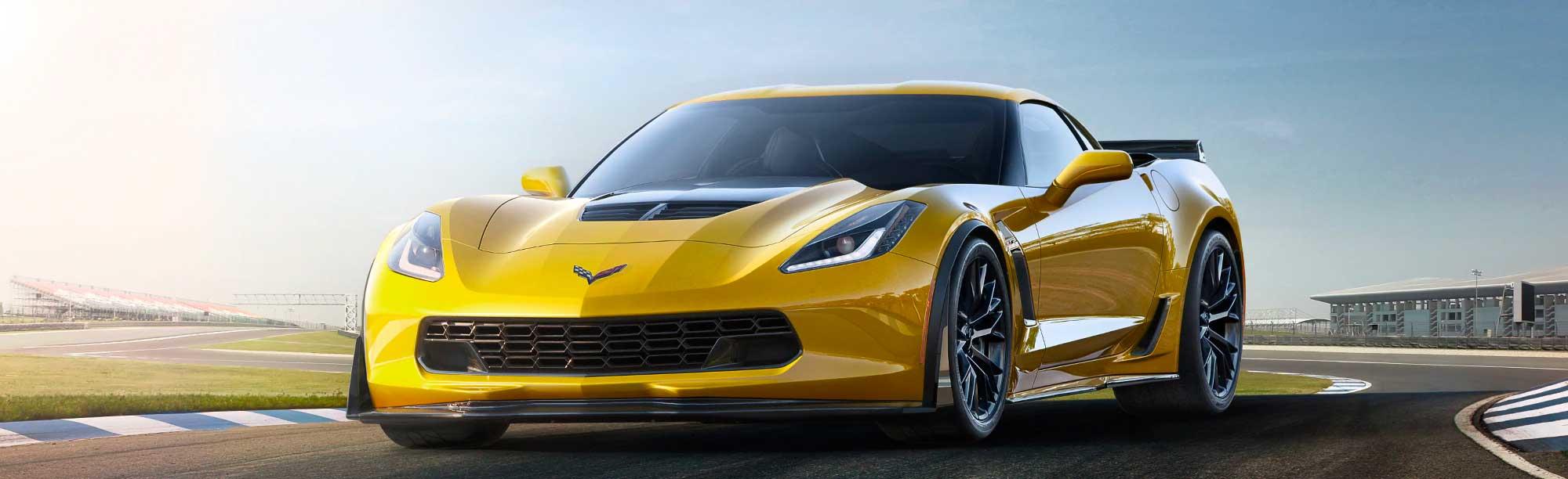 2020 Corvette Z06 On Road