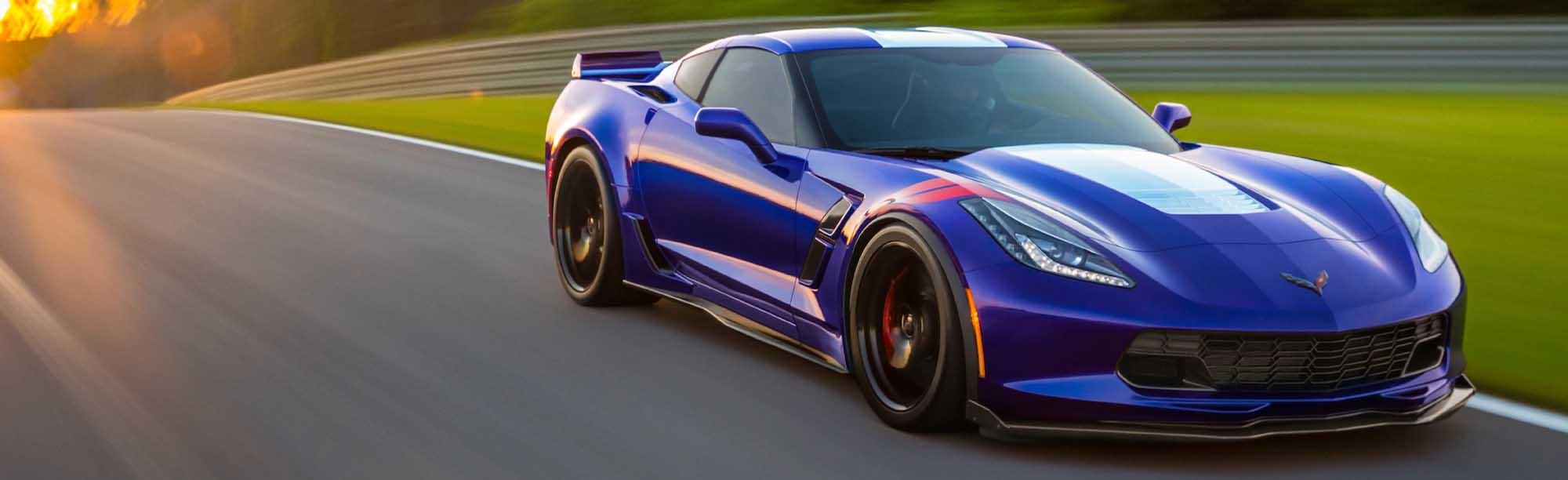 2020 Corvette Grand Sport On Road