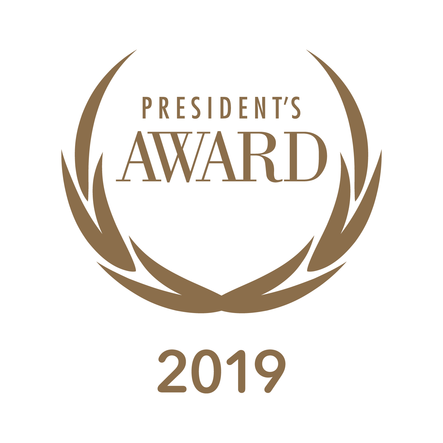 Presidents-Award