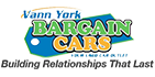 vann york bargain cars logo