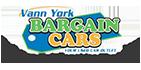 vann york bargain cars logo