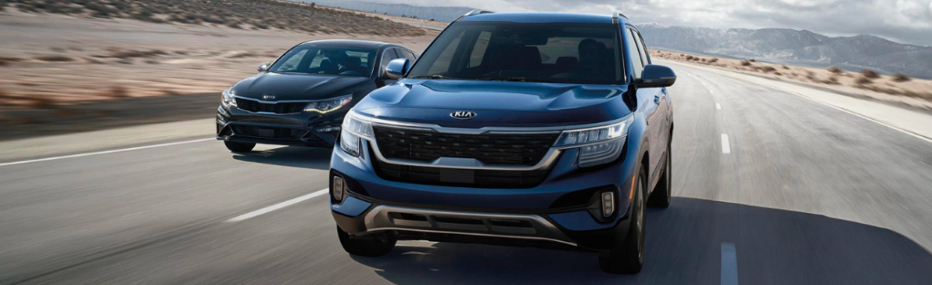 Test Drive The All-New 2021 Kia Seltos At Weston Kia In Gresham, OR