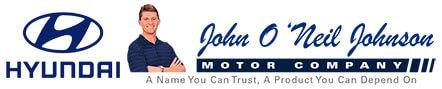 John O'Neil Johnson Hyundai logo