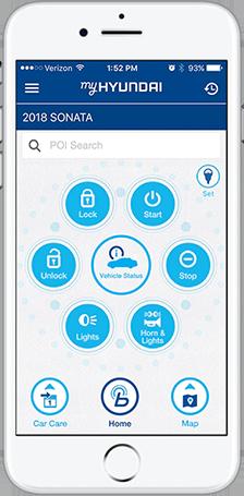myhyundai bluelink app image