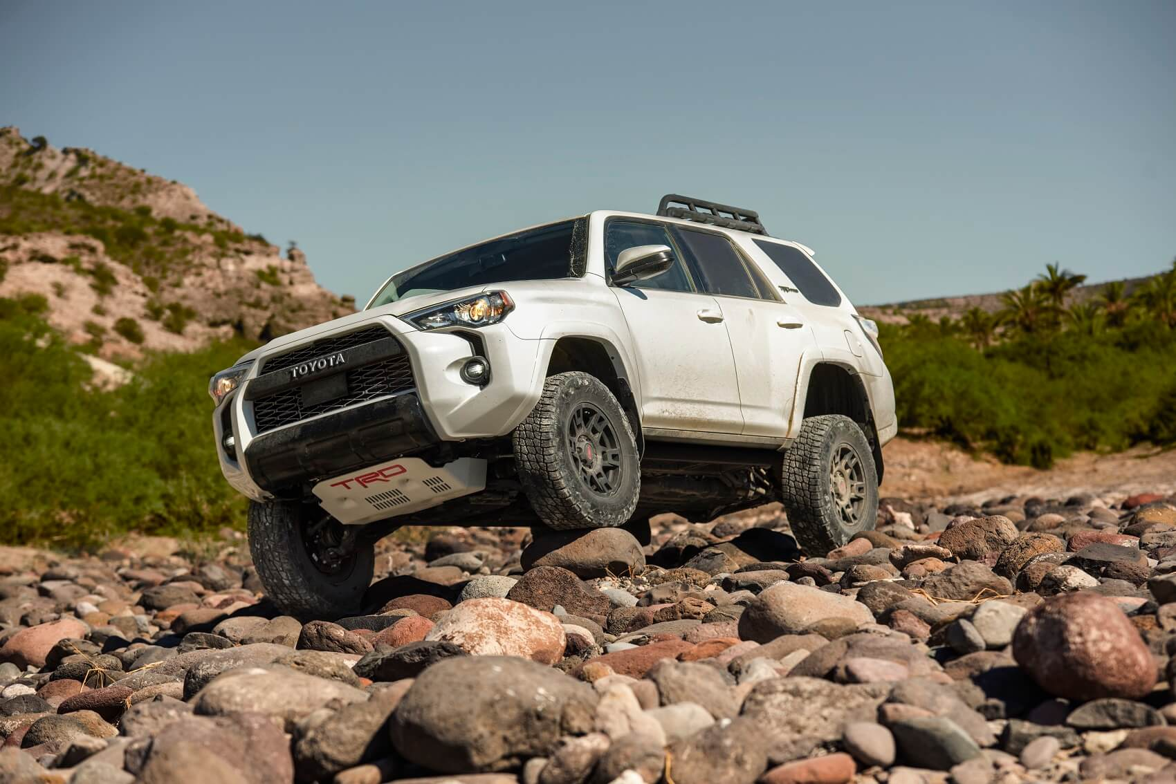 2020 Toyota 4Runner Engine Specs