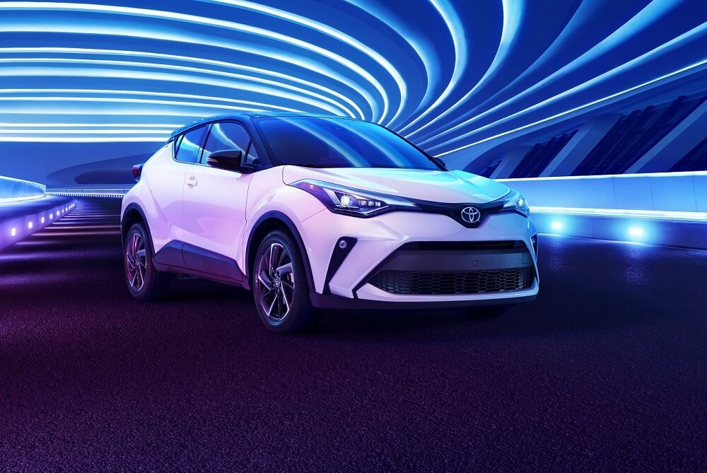 2020 Toyota C-HR Engine Specs