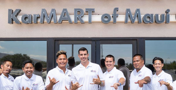 KarMart Maui Dealership Front