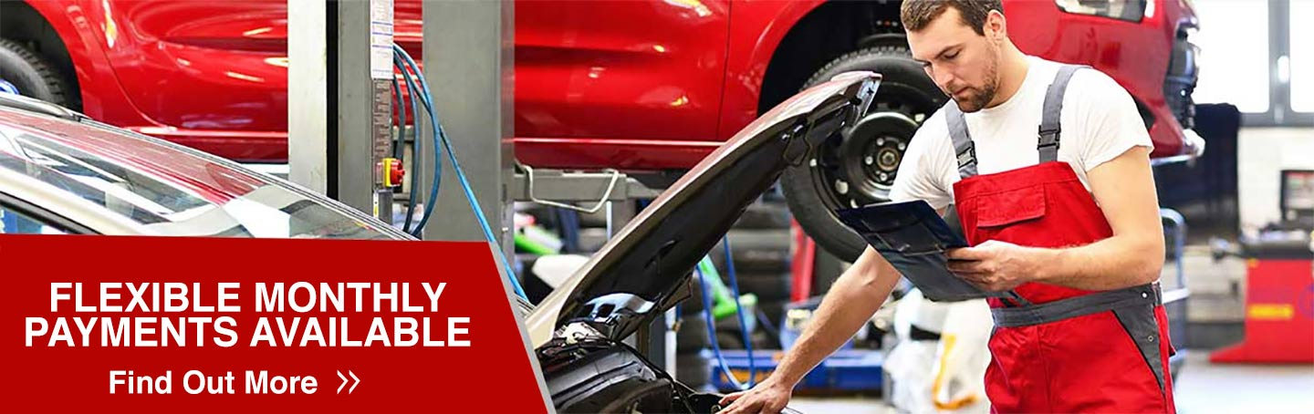 Schedule a Car Service at Parks Toyota of Deland