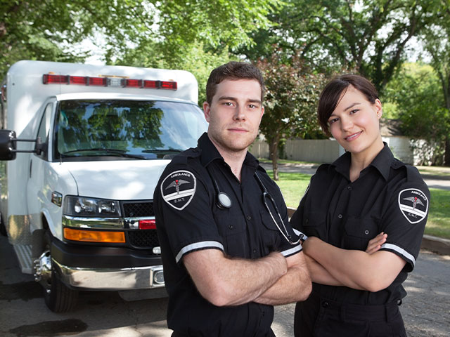 First Responder & Healthcare Professional App