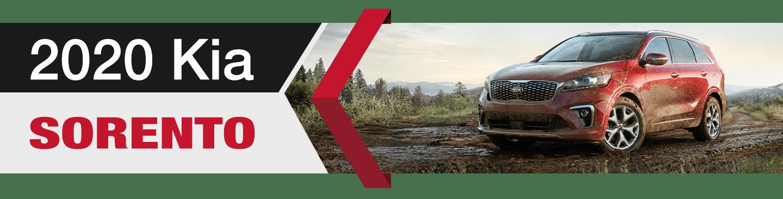 2020 Kia Sorento Mid-Size SUV at Dan O'Brien Kia Concord, in Concord, NH