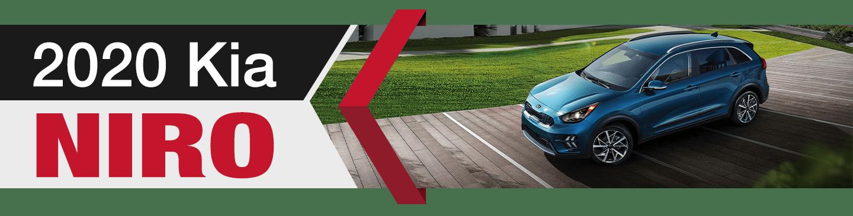 2020 Kia Niro Hybrid Crossovers at Dan O'Brien Kia Concord, in Concord, NH