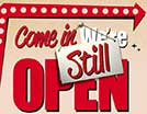 Were still open image