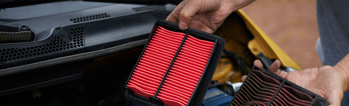 Engine Air Filter Inspections & Replacements In Meridian, MS