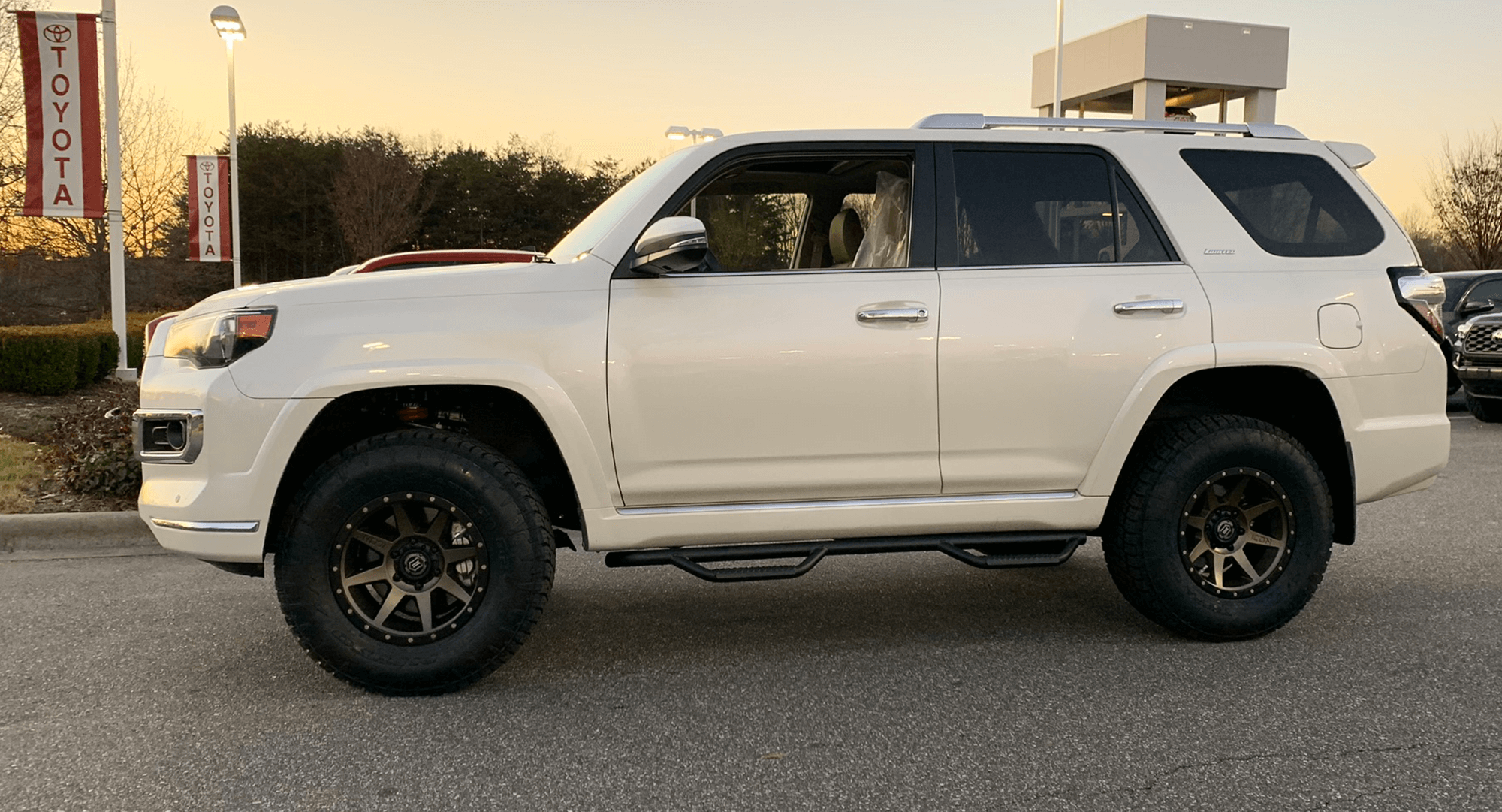 Custom 4runner Limited Images