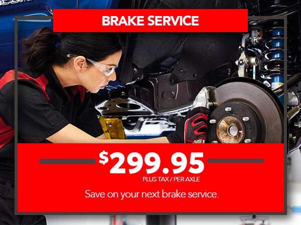 Brake Serice