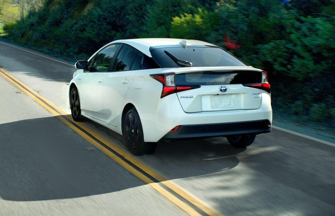 Toyota Prius Engine Specs