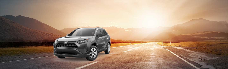 2020 Toyota RAV4 Crossover SUV in Weatherford, TX, near Dallas