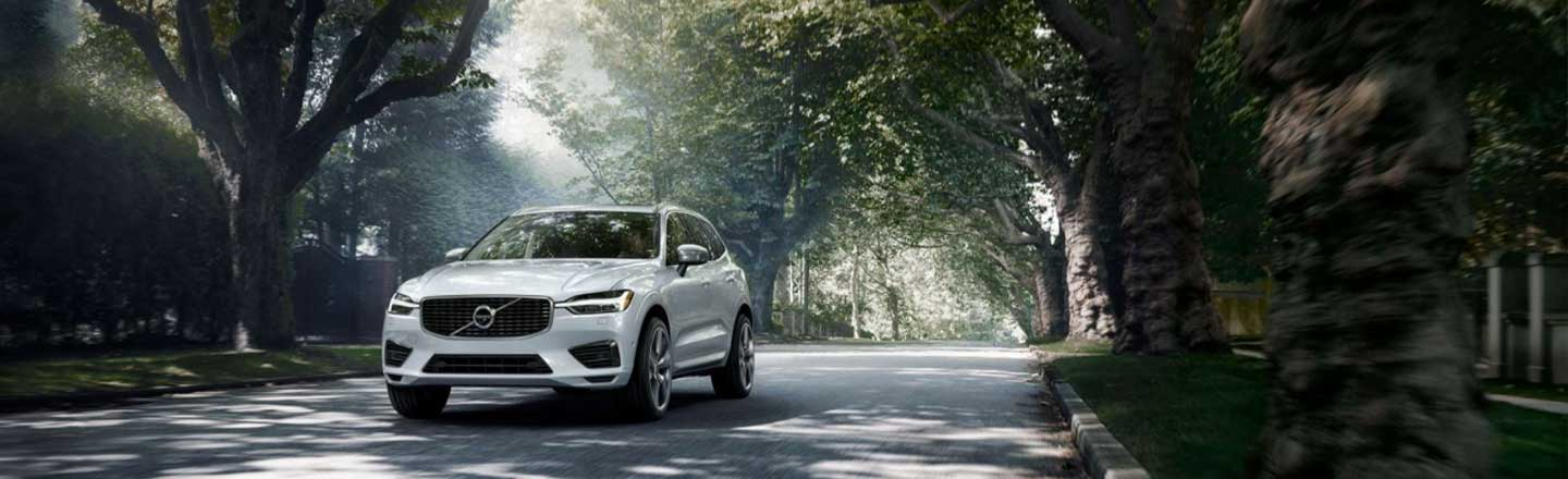 2020 Volvo XC60 Luxury SUV in Fayetteville, NC, near Fort Bragg