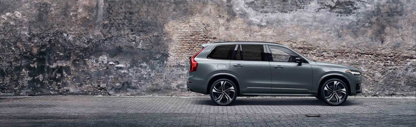 Discover the 2020 Volvo XC90 Luxury SUV in Fayetteville, NC
