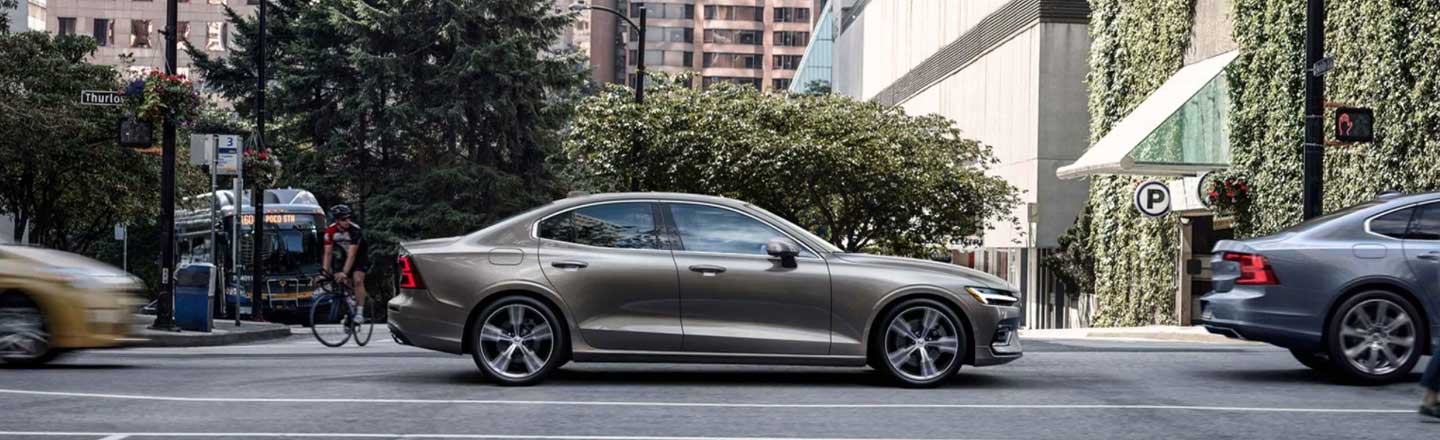2020 Volvo S60 Sedan in Fayetteville, NC, near Fort Bragg
