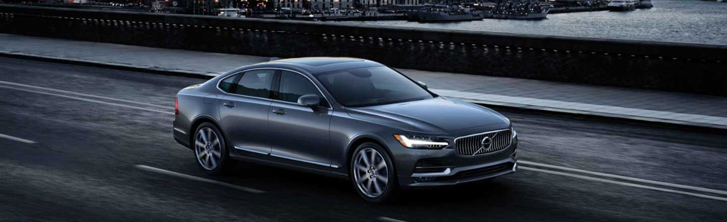 2020 Volvo S90 Luxury Car in Fayetteville, NC, near Fort Bragg