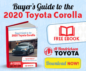 Buyers Guide to the 2020 Toyota Corolla