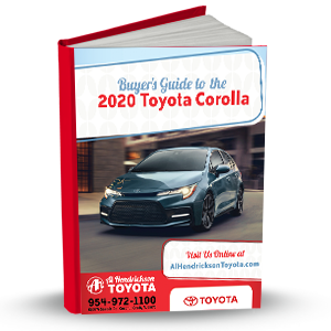 Buyers Guide To The 2020 Toyota Corolla eBook