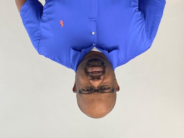 Reggie Harris Bio Image