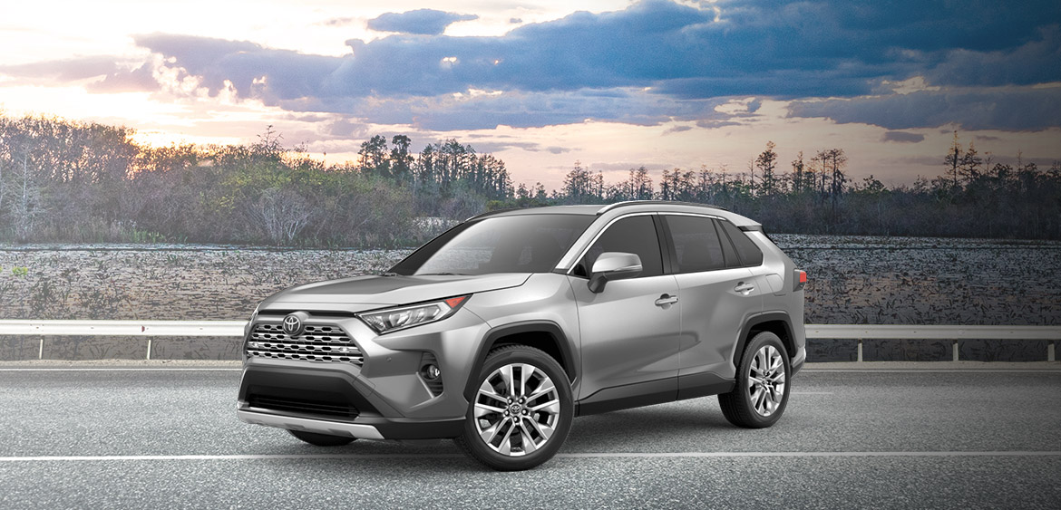 SELECT NEW 2020 TOYOTAS