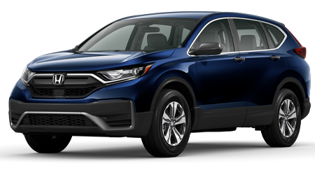 Stock Photo of 2020 Honda CR-V
