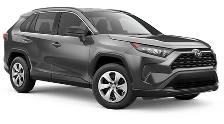 Stock Photo of 2020 Toyota RAV4