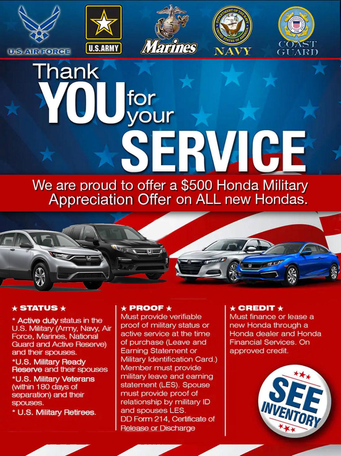 Military Appreciation Program in New Orleans, Louisiana