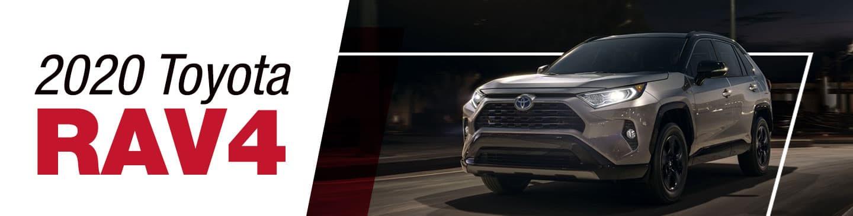 2020 Toyota RV4